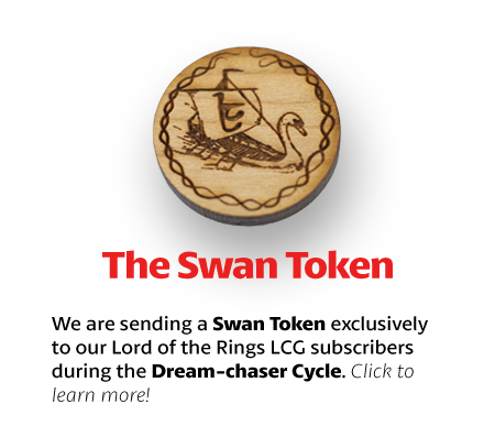 The Swan Token - Lord of the Rings LCG