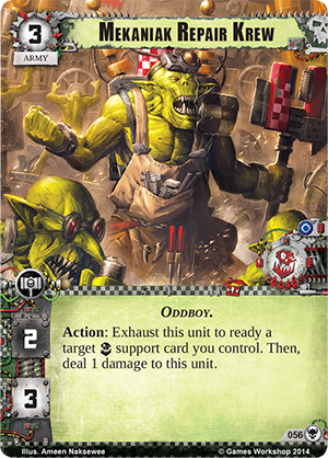 [Cycle Warlord] Gift of the Ethereals - 3ième Warpack - Page 2 Mekaniak-repair-krew
