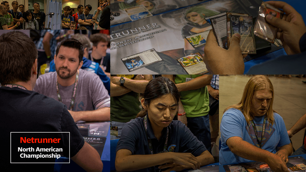 North American Championship | Netrunner | Game 5 |...