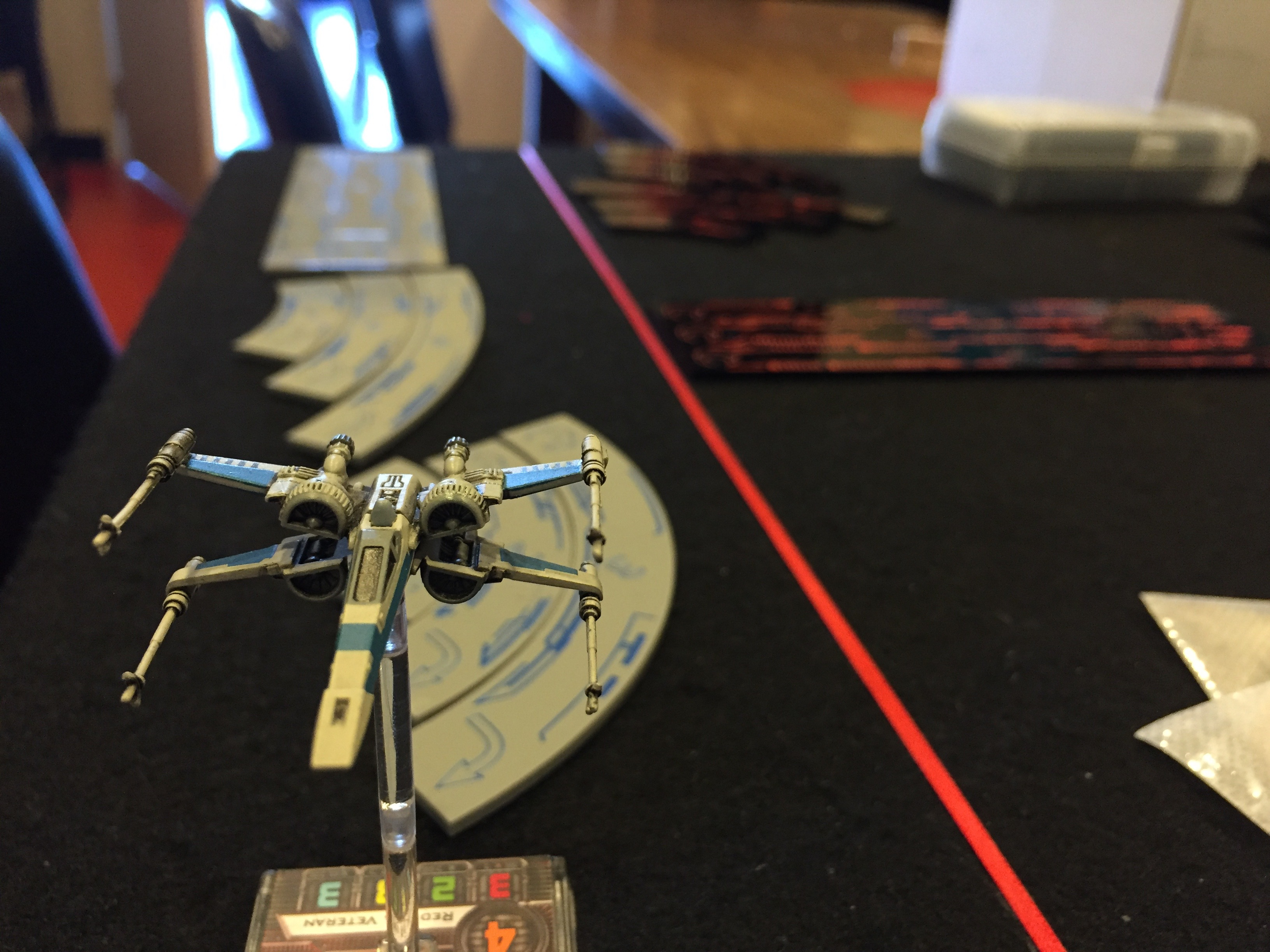 Poe Dameron - Star Wars X-Wing