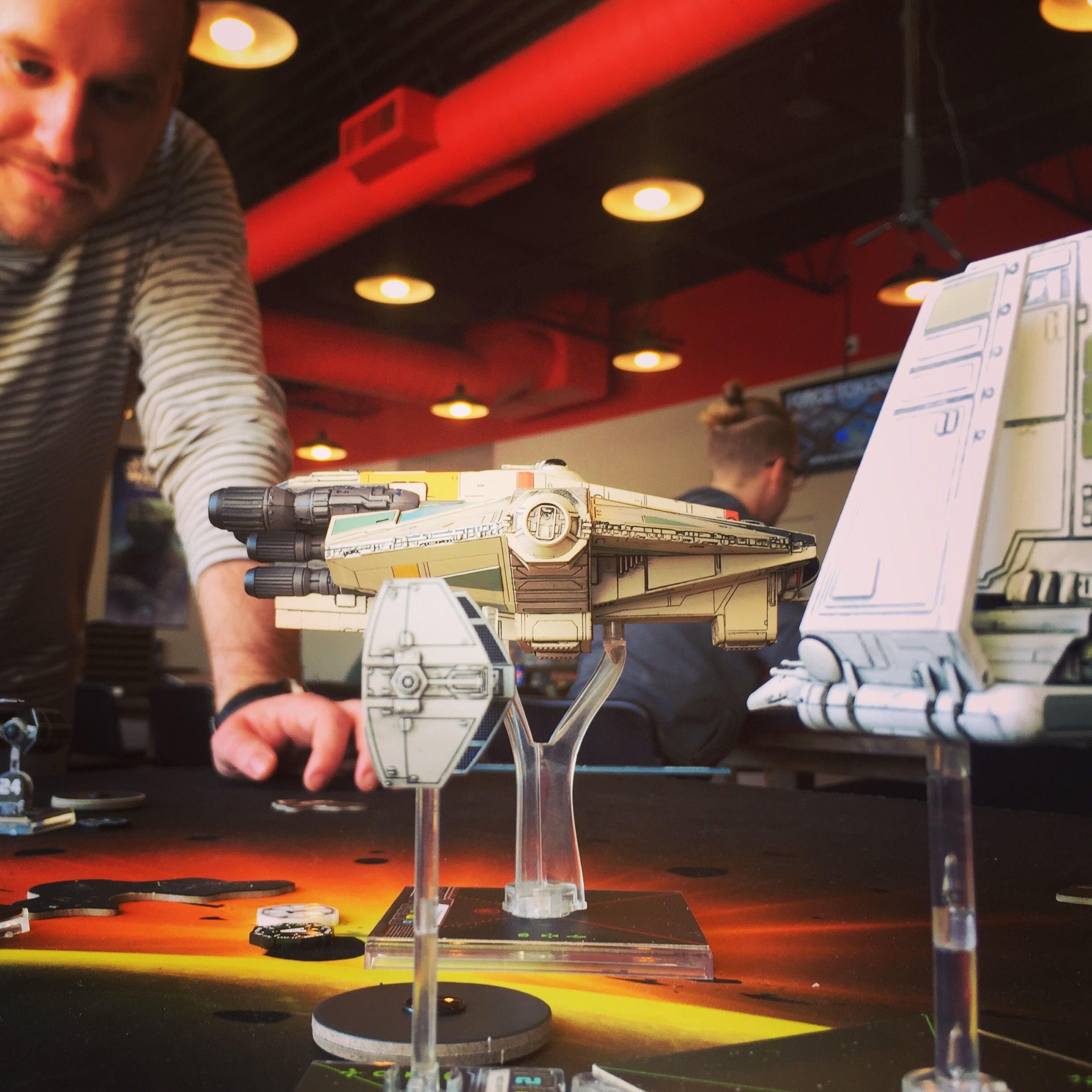 Palp Shuttle - Star Wars X-Wing