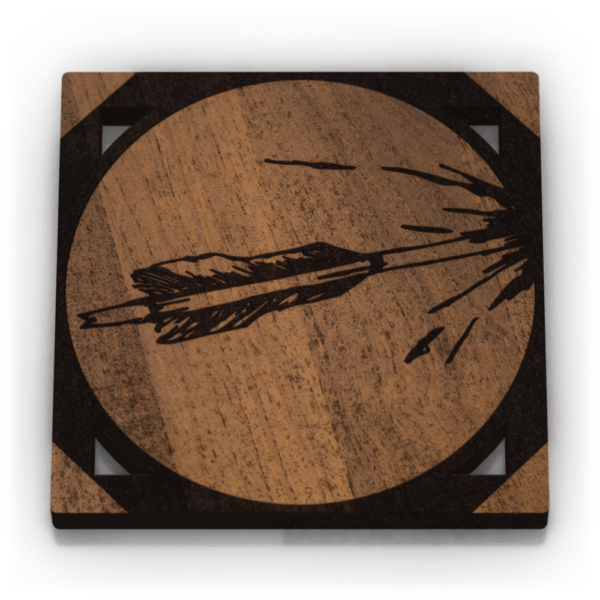 Arrow Damage Adventure Token