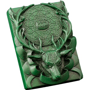 Game of Thrones Resin House Card - Baratheon