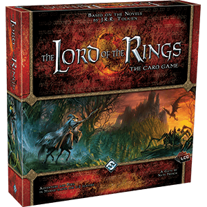 Image result for lord of the rings card game png