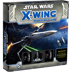 Star Wars: X-Wing The Force Awakens Core Set