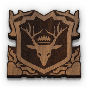Stag Banner Token (15)