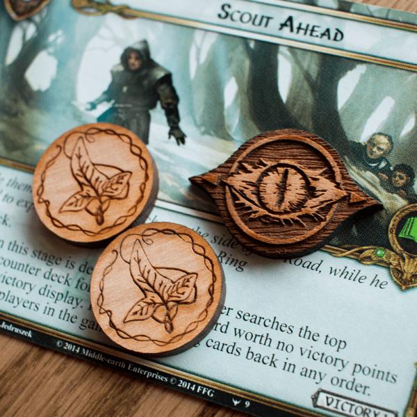Quest & Treachery - Adventure Tokens