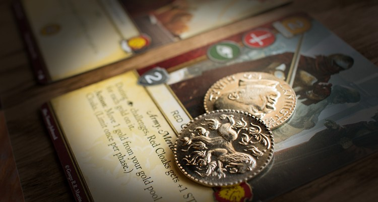 Official Thrones Gold - Tywin