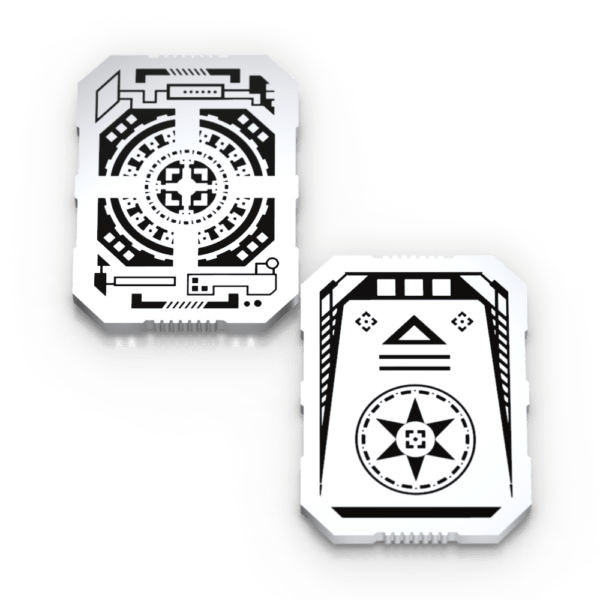 Saga Resource Token - Star Wars: Destiny