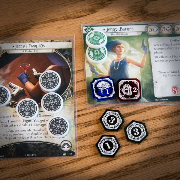 Supply & Investigator Set - Mythos Tokens