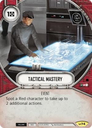 Tactical Mastery - Destiny