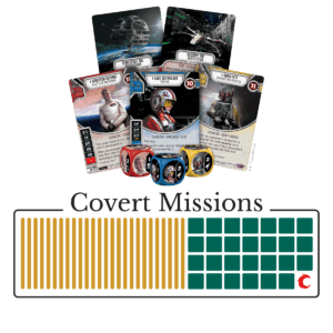 Covert Missions Set 9 Saga Set | Star Wars: Destiny