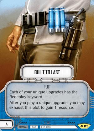 Built to Last - Destiny