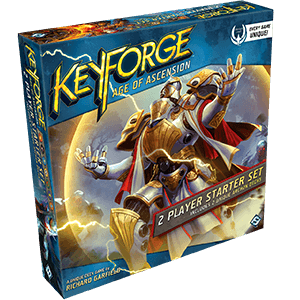 KeyForge Age of Ascension Two-Player Starter | Product Image
