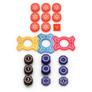 Archon Token Bundle | KeyForge Compatible - Covenant