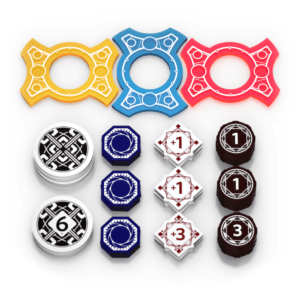 Primary Set | Archon Tokens | Keyforge