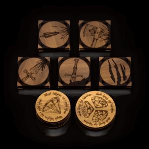 Player Set   Adventure Tokens