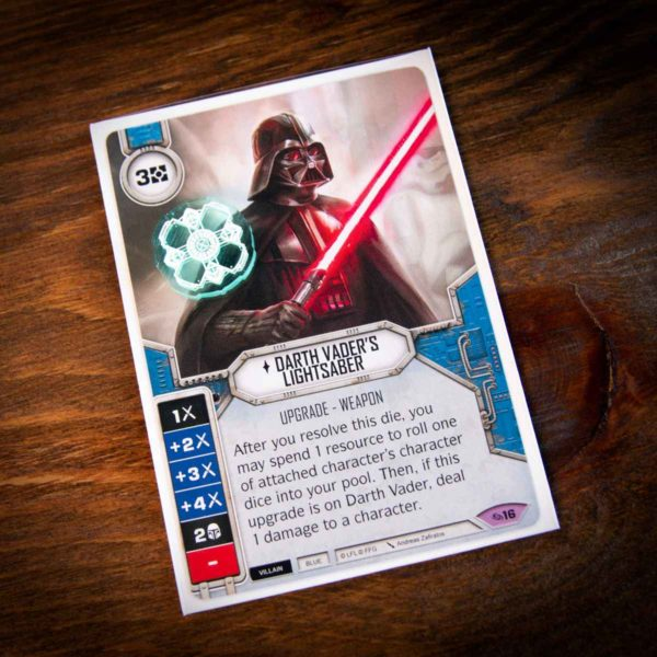 Overwrite Token | Saga Tokens | Star Wars: Destiny