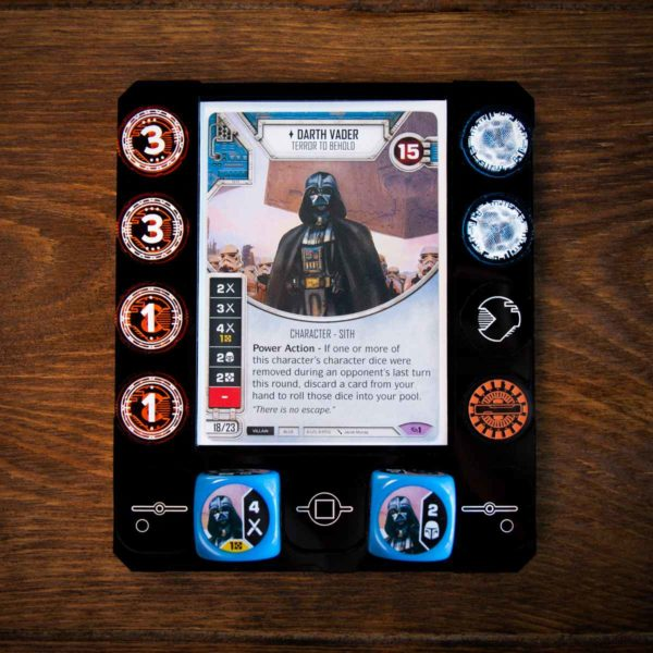 Saga Character Board | Star Wars: Destiny