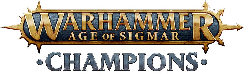 Warhammer Age of Sigmar Champions Logo
