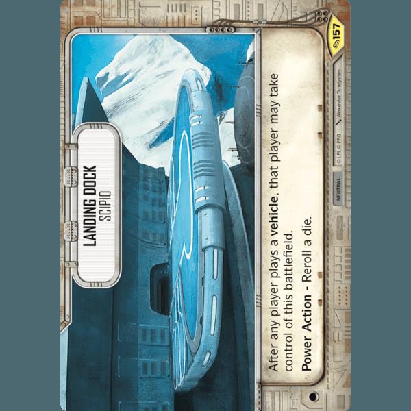 Landing Dock – Scipio