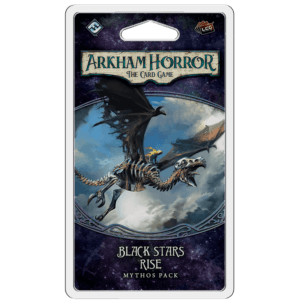 Black Stars Rise Mythos Pack | Arkham Horror LCG