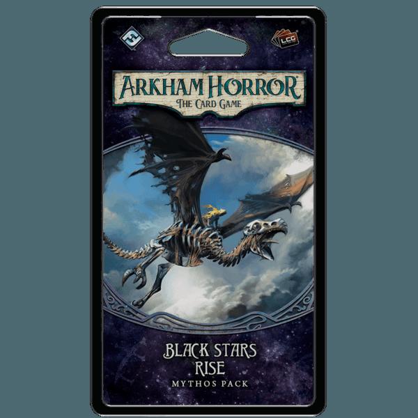 Black Stars Rise Mythos Pack | Arkham Horror LCG