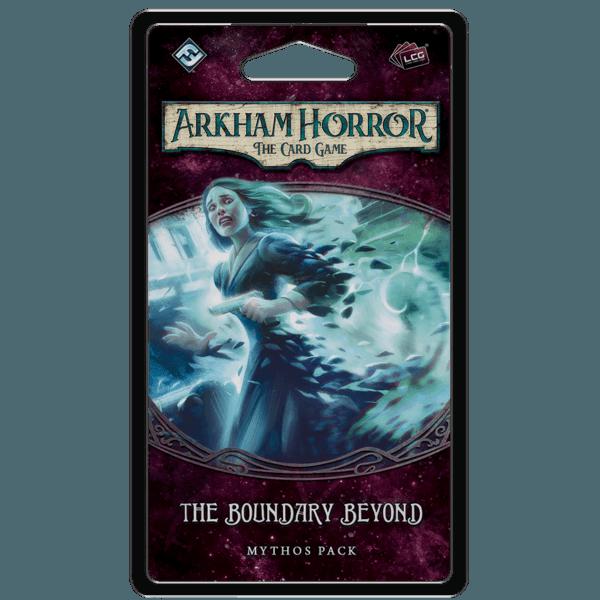 The Boundary Beyond Mythos Pack   Arkham Horror LCG