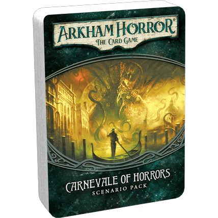 Carnevale Of Horrors Scenario Pack | Arkham Horror LCG
