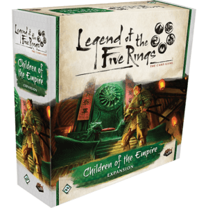 Children Of The Empire Expansion | The Legend Of The Five Rings LCG