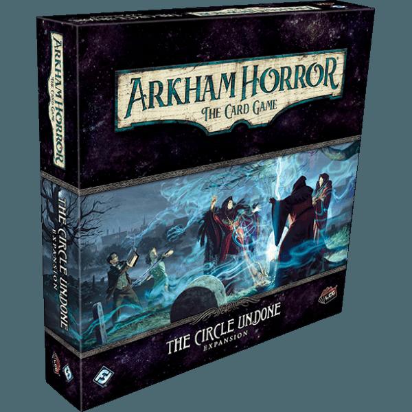 Circle Undone Expansion | Arkham Horror LCG