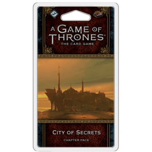 City Of Secrets Chapter Pack | Game Of Thrones LCG