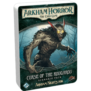 Curse Of The Rougarou Scenario Pack | Arkham Horror LCG