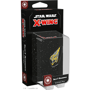 Delta 7 Aethersprite Expansion Pack | Star Wars X-Wing