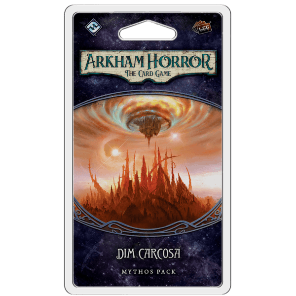 Dim Carcosa Mythos Pack | Arkham Horror LCG