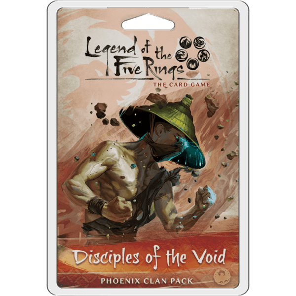 Disciples Of The Void Clan Pack | The Legend Of The Five Rings LCG