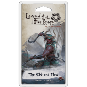 The Ebb And Flow Dynasty Pack | The Legend Of The Five Rings LCG