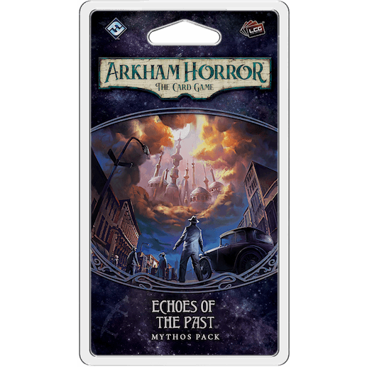 Echoes Of The Past Mythos Pack | Arkham Horror LCG