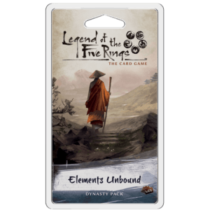 Elements Unbound Dynasty Pack | The Legend Of The Five Rings LCG