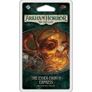 The Essex County Express Mythos Pack | Arkham Horror LCG