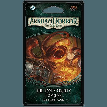 The Essex County Express Mythos Pack | Arkham Horror LCG