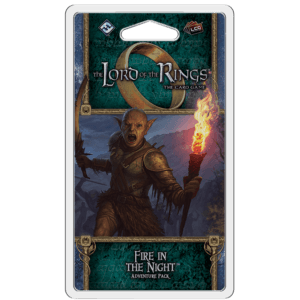 Fire In The Night Adventure Pack | The Lord Of The Rings LCG