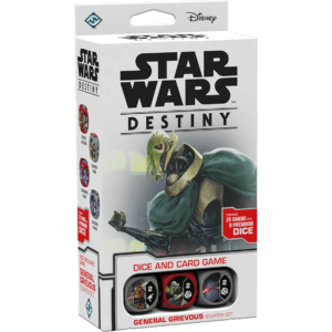 General Grievous Starter Set | Star Wars: Destiny
