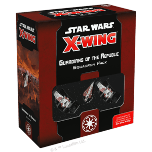 Guardians Of The Republic Squadron Pack | Star Wars X-Wing
