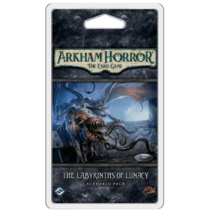 The Labyrinths Of Lunacy Scenario Pack | Arkham Horror LCG