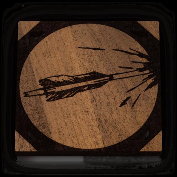1-Damage Arrow | Adventure Tokens