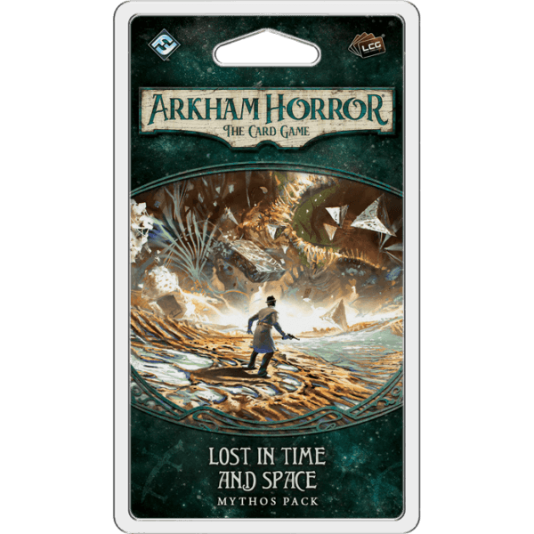 Lost In Time And Space Mythos Pack | Arkham Horror LCG