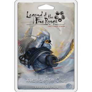 Masters Of The Court Clan Pack | The Legend Of The Five Rings LCG