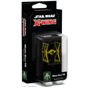 Mining Guild TIE Expansion Pack | Star Wars X-Wing