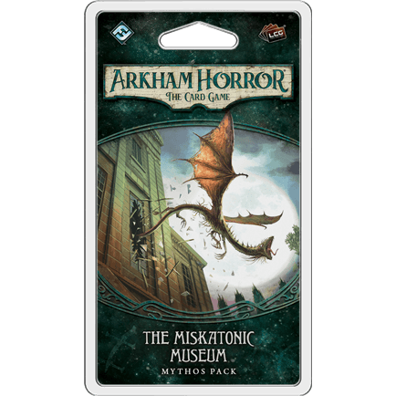 The Miskatonic Museum Mythos Pack | Arkham Horror LCG